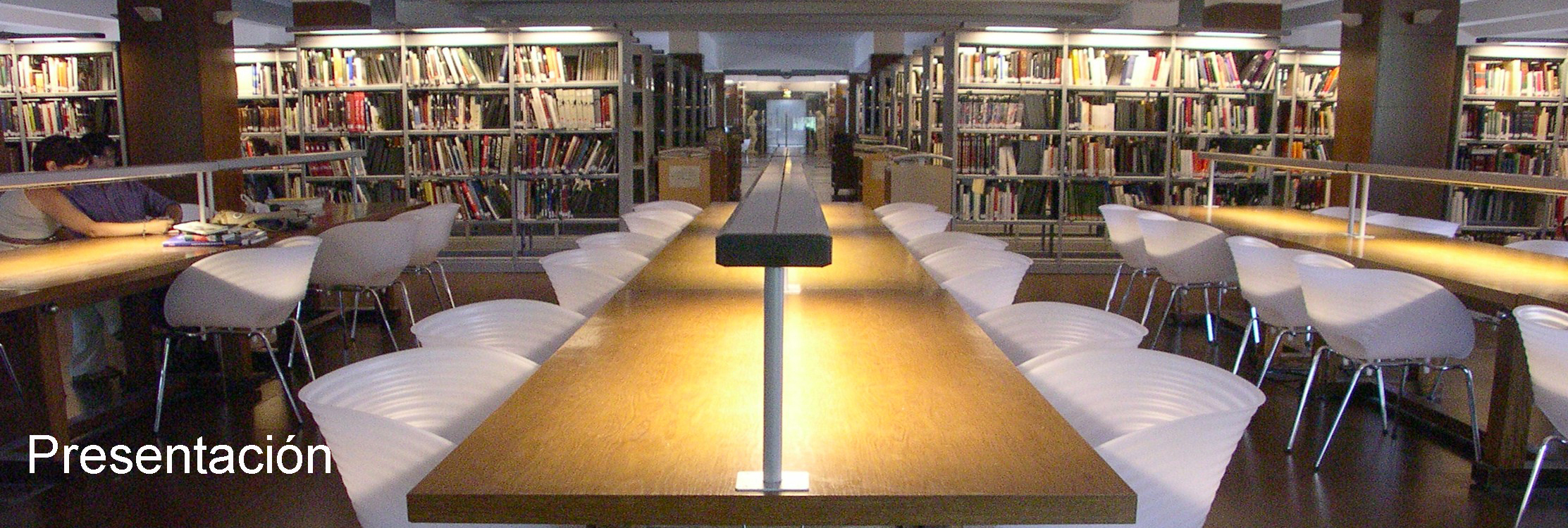 Bibliotecaetsampresentacion - Ets arquitectura madrid ...